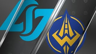 CLG vs GGS - Week 6 Day 2 | LCS Summer Split | Counter Logic Gaming vs. Golden Guardians (2019)