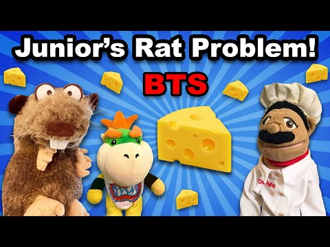 SML BTS: Bowser Junior's Rat Problem!