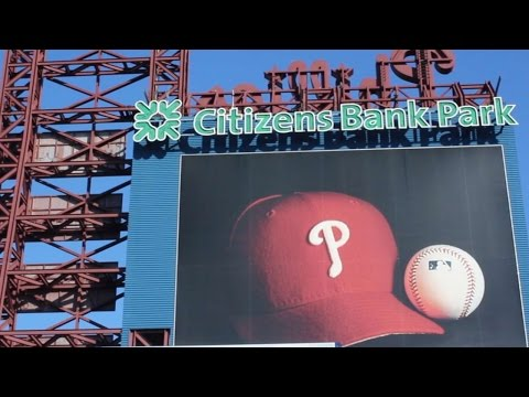 30 Fields in 30 Days: Citizens Bank Park