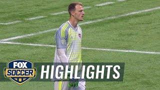 Vancouver Whitecaps FC vs. Houston Dynamo | MLS Highlights | FOX SOCCER