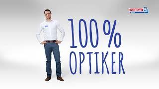 Hartlauer ist 100% Optiker