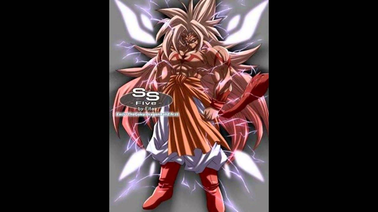 Goku Y Todas Sus Fases: Goku Y Sus Fases Verdaderas Y Sus Fases Falsas