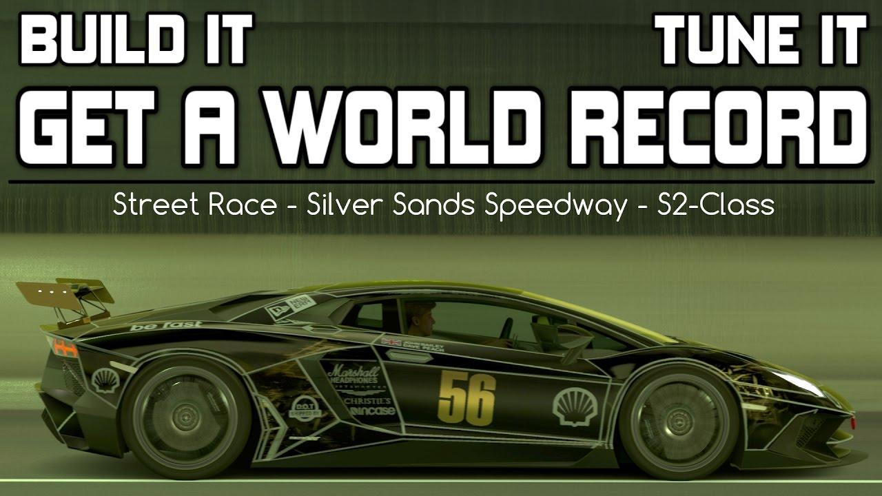 Forza Horizon 3 1400bhp Lamborghini Aventador World Record