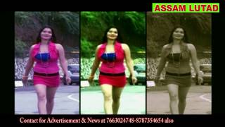 Mollywood 15 Utpal Pagag dance with Dharani Tao song Mikber berra @ Assam Lutad