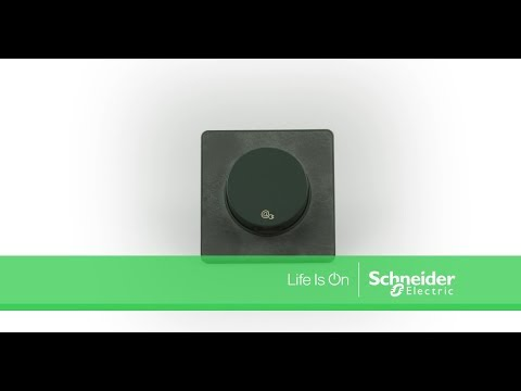 installer une prise de courant porteur en ligne cpl odace schneider electric youtube. Black Bedroom Furniture Sets. Home Design Ideas