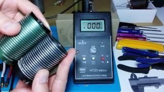 RC-Lab: Гауссметр HT20. У будь бк мотора сильніше магніти ротора?