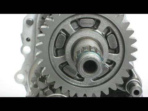 How Clutchless Shifting Works on a Motorcycle and Why it doesn't damage a gearbox