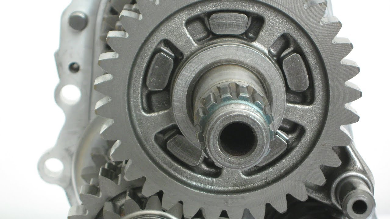how clutchless shifting works on a motorcycle and why it doesn t damage a gearbox [ 1280 x 720 Pixel ]