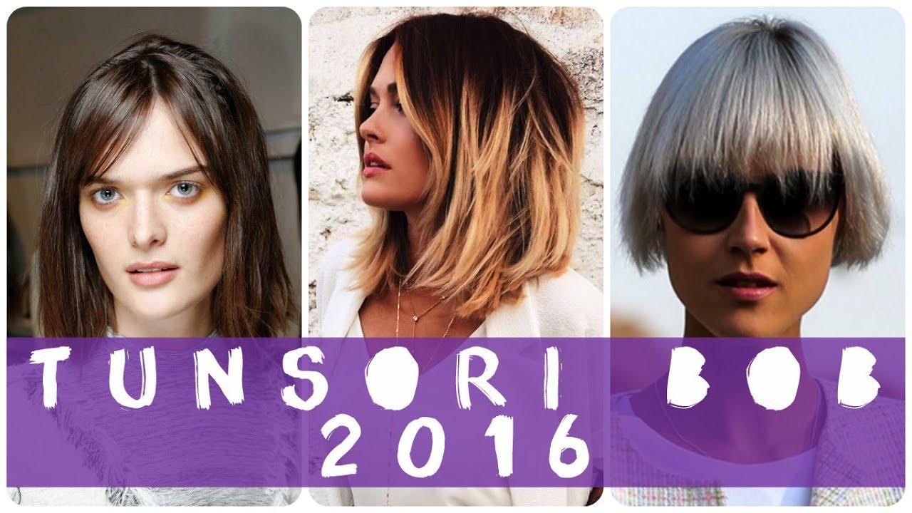 Tunsori bob 2016 - YouTube