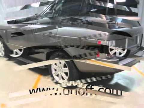 2008 Land Rover Range Rover – Sport Utility Chicago Illinois