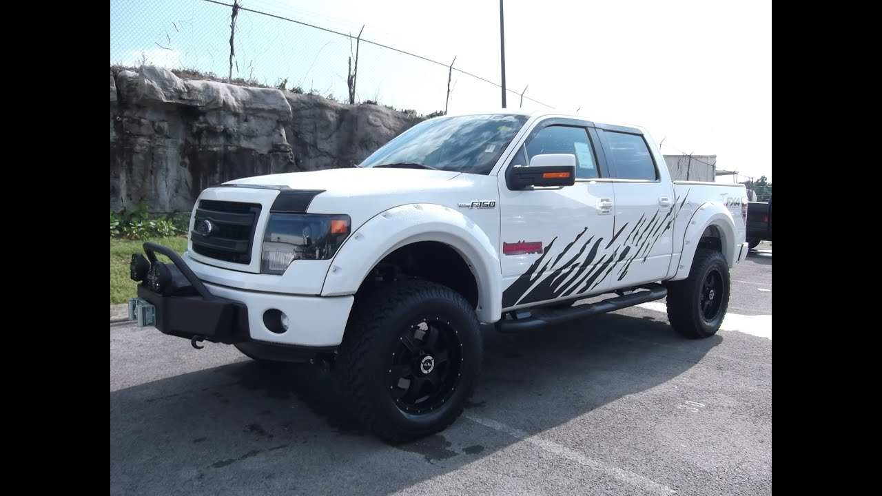 Ford Of Murfreesboro >> 2013 FORD F-150 ROCKY RIDGE MUDDIGGER EDITION WITH WENCH ...