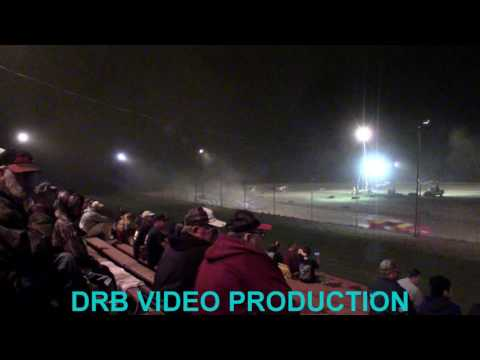 Marion Center Speedway 8/12/17 Super Late Model Feature