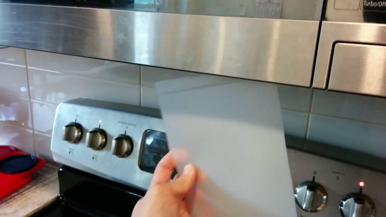 Opening Broken Panasonic Microwave Door Stuck Closed