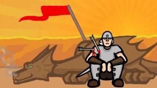 Dragon Knight Riders - Original Metal Song - Free Download