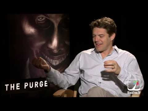 Jason Blum talks about the process of making movies  The Purge
