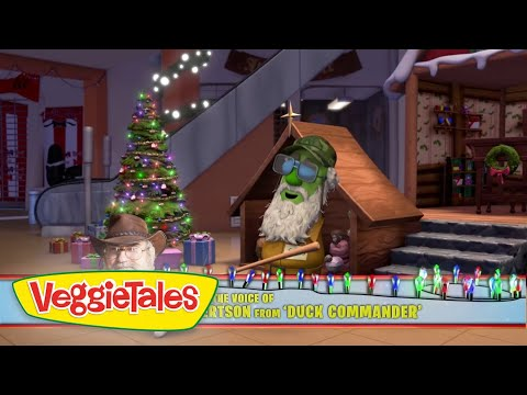 Merry Larry and the True Light of Christmas Official Trailer