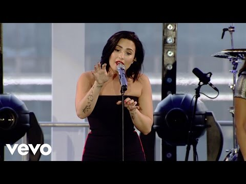 Demi Lovato - For You (Demi Live in Brazil)