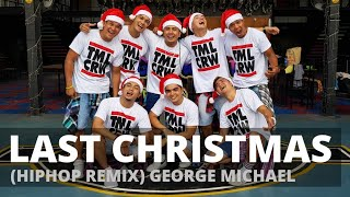 LAST CHRISTMAS (HipHop Remix) by George Michael | Zumba® | HipHop | Mark Kramer Pastrana