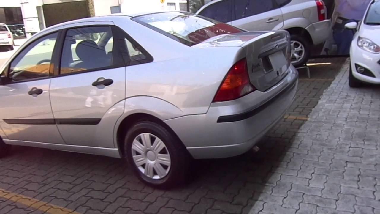 Ford Focus Sedan Gl 1 6 8v Flex 2009 Youtube
