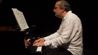 CoMA 2016 - Mazurka and Little Passacaglia - performed by Mick Peake