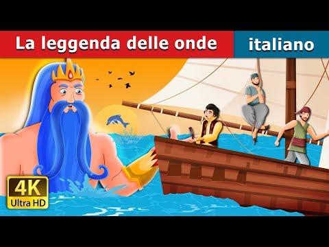 La leggenda delle onde | Storie Per Bambini | Fiabe Italiane