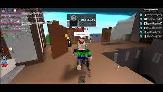 Found a hacker in roblox assassin(HE LEAVES HEN JOINS BACK) The real version