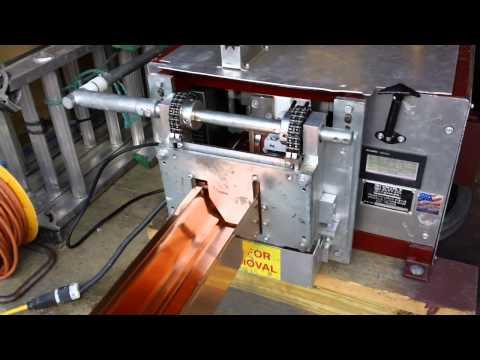 KWM Gutter machine with sm <a class=