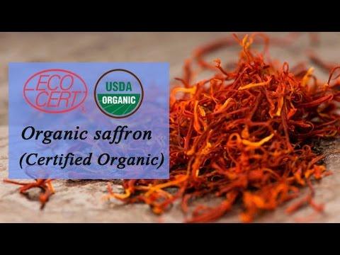 Organic Saffron supplier in Serbia