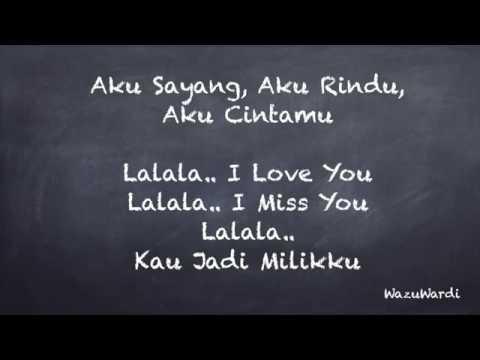 Karaoke - Guitar Only - Projector Band - Aisyah (a.k.a Satu Dua Tiga Cinta Kamu)