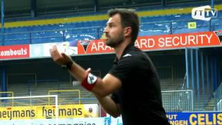 Reactie Ivan Leko na vriendschappelijke match tegen Mallorca