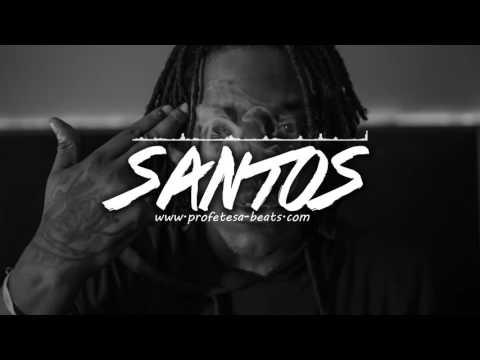 Fast Flow Trap Rap Beat Instrumental ''SANTOS'' (prod. Profetesa Beats)