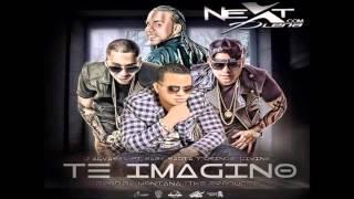 J-Alvarez Ft Baby Rasta y Gringo Y Divino - Te Imagino (Prod. By Montana The Producer) (Lirycs)