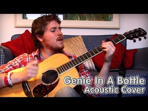 Genie In A Bottle | Christina Aguilera Acoustic Cover by iamGeorgeTown