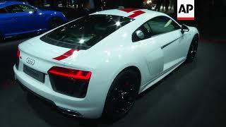 Audi brings out Audi R8 V10 RWS