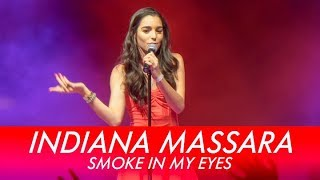 Смотреть клип Indiana Massara - Smoke In My Eyes