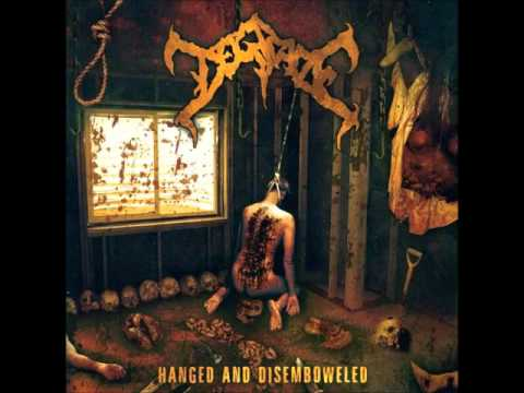 Degrade Hanged And Disemboweled [Full EP] {2005}