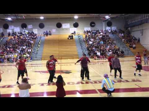 Whittier High School Night Rally