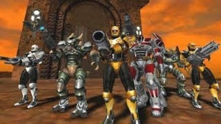 Starsiege: Tribes - Dynamix FPS game Review ITA Magicolo 2013