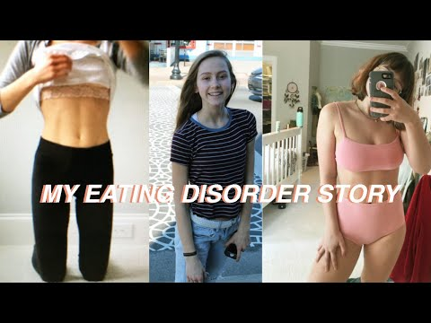 My Eating Disorder Story.