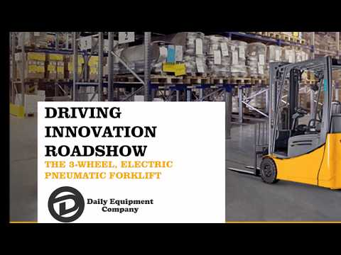 Daily Drives Jungheinrich Innovation Roadshow