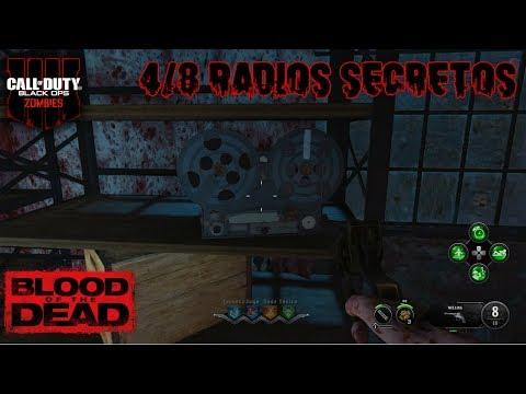 """RADIOS SECRETOS DEL ALCAIDE (proposito de Alcatraz, secreto del alcaide y mas) - """"BLOOD OF THE DEAD"""""""