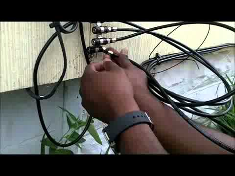 DIRECTV step by step professional installation (how to)  YouTube