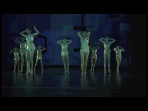 Blue Ocean Floor Small Group Lyrical 2014 - Elite Dance Academy
