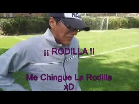 Sketch - Pero Me Chingue La Rodilla