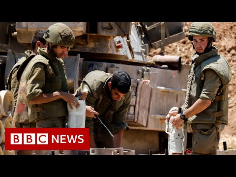 Rockets hit Israel after Gaza militants killed - BBC News