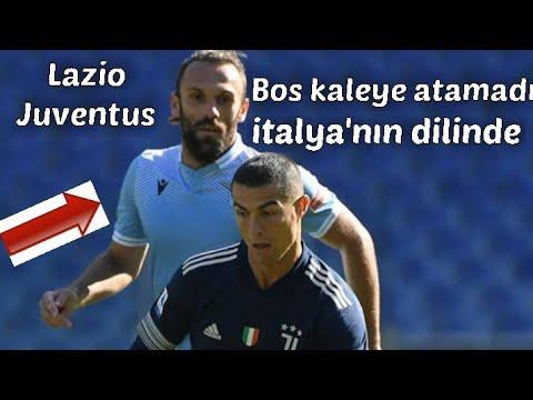 Lazio - Juventus Vedat Muriqi maç performansı.Çok kötü oynadı.