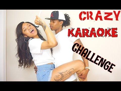 CRAZY KARAOKE CHALLENGE (PLOT TWIST?!)