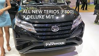 Daihatsu All-new Terios [F800] X Deluxe M/T - #GIIAS2018