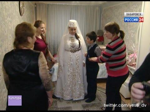 платья фото осетинского свадебного