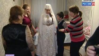 осетинская свадьба видео